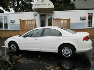 2002 Chrysler Sebring LX-ONLY 128036 K'S-CERTIFIED AND E-TESTED