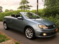 STUNNING!!!! 2011 VW EOS 1.4 T FSI with Low Mileage + FSH + One Year Warranty