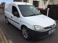 Vauxhall combo 1.7 DTi, Long Mot, Ready For Work