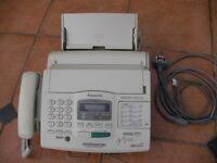 Panasonic Telephone & Fax Machine