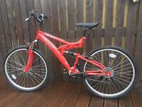 Gents 18 Gear Mountain bike