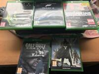 Xbox One, Kinect and 5 games. £175
