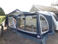 Dorema Multi Nova size 14 caravan awning