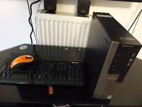DELL OPTIPLEX 960 SFF COMPUTER QUAD CORE Q9650 3.0 GHZ 4GB RAM WINDOWS 7