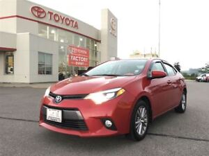 2015 Toyota Corolla LE|Upgrade|Sunroof|Alloys|1Owner