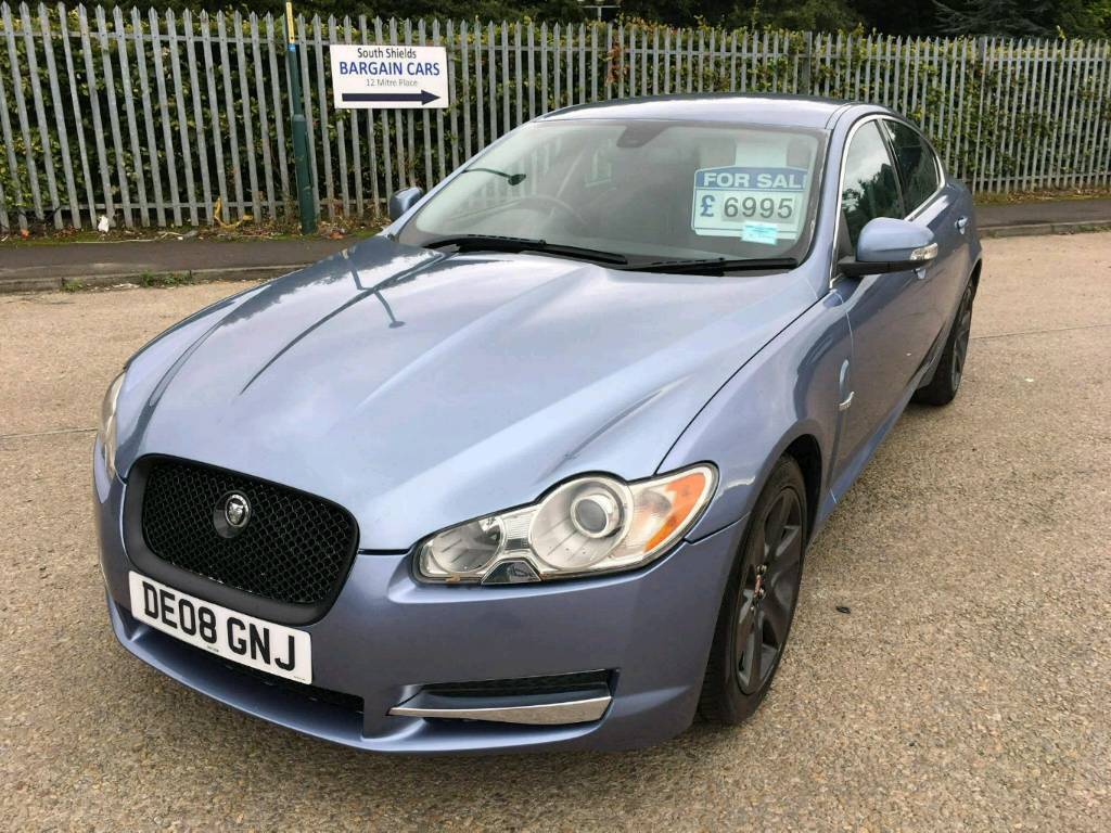 2008 08 jaguar xf premium luxury in south shields tyne and wear gumtree. Black Bedroom Furniture Sets. Home Design Ideas