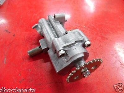 SUZUKI GSXR750 GSXR 750 2007 07 OEM OIL PUMP ASSEMBLY & GEAR GSXR600 600 06-14