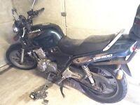 Honda cb500 1996, 22,000 miles! 12 months MOT!