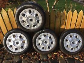 Winter wheels - Mini Cooper