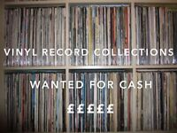 ☆VINYL RECORDS WANTED☆, TOP PRICES PAID, CASH ON COLLECTION ANYWHERE IN THE UK