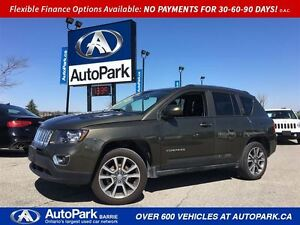 2015 Jeep Compass Limited| Heated Leather| Keyless Entry