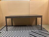 IKEA Southampton, EKEDALEN Extendable table, dark brown, 180/240x90 cm, WAS £ 250 #BargainCorner