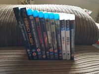 Blurays and PS3 games