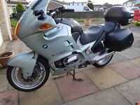 BMW R1100 rt super reliable and very low mileage!