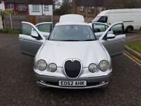 2003 Jaguar S-Type 2.5 V6 SE 4dr Automatic @07445775115 Low+Mileage+2 Keys+Auto+Petrol