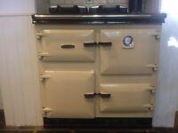 Rayburn 499K Combi cooker / boiler