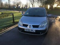 RENAULT MEGAN SCENIC 1.6 OAISIS FULL SERVICE HISTORY
