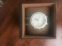 Michaek Kors Silver Watch