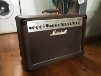 Marshall AS50R Acoustic Guitar Amp