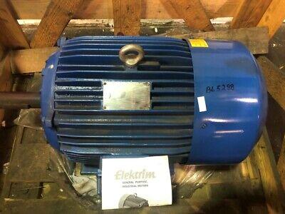 Elektrim Esg 15hp Motor