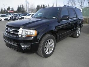 2017 Ford Expedition Limited 4x4 Ecoboost Sunroof Leather
