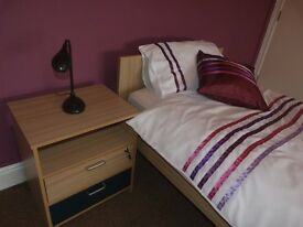 1 WEEKS FREE RENT - NO FEES - ROOMS TO RENT - FULLY FURNISHED INCLUDING BILLS
