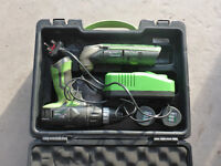 Cel Multi2PRO and Ion Drill 10.8v Cordless Power Tools