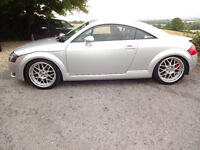 Audi TT 1.8 QUATTRO (REMAPPED TO 260 BHP)