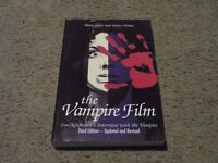 THE VAMPIRE FILM BOOK , From Nosferatu to Interview With a Vampire , Third Edition