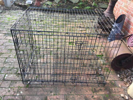 BRAND NEW LAZY BONES DOG CRATE PAID £69.99