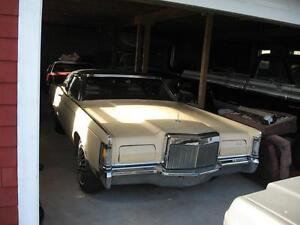 1970 Lincoln Mark 3 For Sale