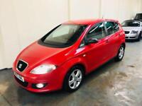 2007 seat altea 1.9 tdi reference sport in excellent condition f/s/h 1 lady owner mot till Sep 18