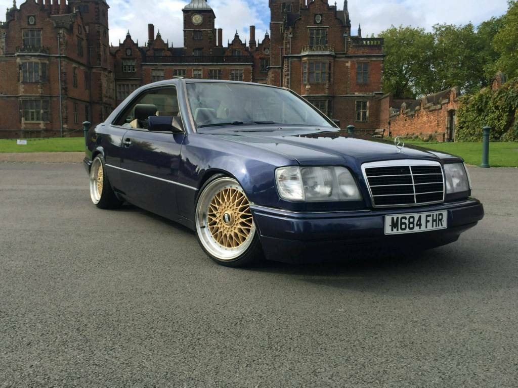 mercedes e220 coupe w124 stanced retro in ward end west midlands gumtree. Black Bedroom Furniture Sets. Home Design Ideas