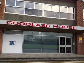 OFFICE SPACE AVAILABLE WHICH INCLUDES ELECTRICITY & PARKING - Goodlas Road L24