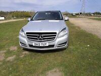 Mercedes-Benz, R CLASS, Estate, 2012, Auto, 2987 (cc), 5 doors
