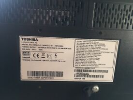 Toshiba 22inch LCD Colour TV