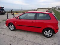 2003 VW Polo 1.4 FSI Sport 92,000 Miles Mot Oct 2017 Exc Cond Service History, All old Mot's, L@@@@K