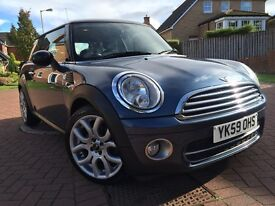⭐️WEEKEND BARGAIN⭐️2009(59)MINI COOPER 1.6 D DIESEL WITH 11 SERVICE HISTORY STAMPS*MUST BE SEEN*