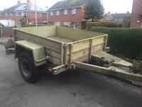Huge Reynolds boughton military trailer