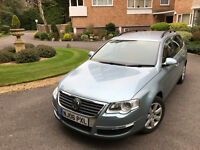 Volkswagen passat estate TDI with full service history in great condition 1850£
