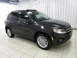 2016 Volkswagen Tiguan Special Edition! 4-Motion AWD! Pano Roof!