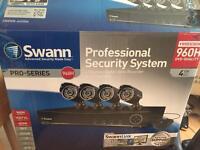 Swann 960h pro series cctv 4 channel