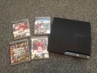 PlayStation 3 and games for sale