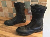 RST Motorbike Boots Size 12 - spare pair, never worn outside the House