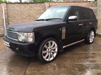 2005 Range Rover Vogue not jeep shogun land rover vitara sx4 freelander discovery