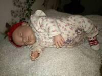 Reborn baby girl vicky £70