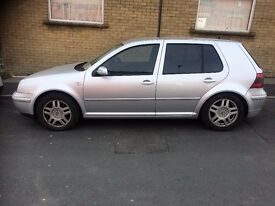 VW GOLF*****LOTS OF NEW PARTS**********