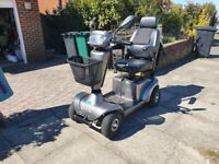 Sterling S425 Mobility Scooter 2017