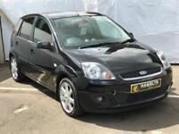 Ford Fiesta 1.4 Zetec Climate 5 Door, *Low Mileage Only 40k* Air Con, Alloys, 12 Month Mot, Warranty