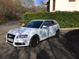 Audi A3 S-Line Black Edition
